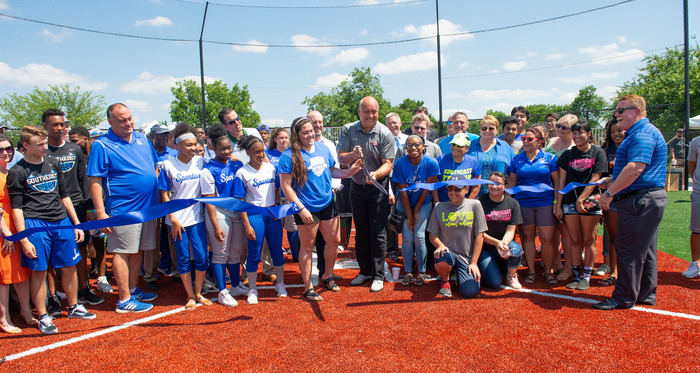 Play Ball! Southeast HS Spartans Celebrate New Baseball and Softball Fields