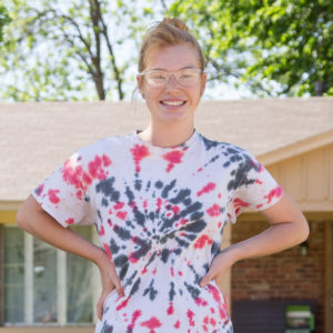 Alyx Belk Northwest Classen High School Female Student-Athlete of the Year