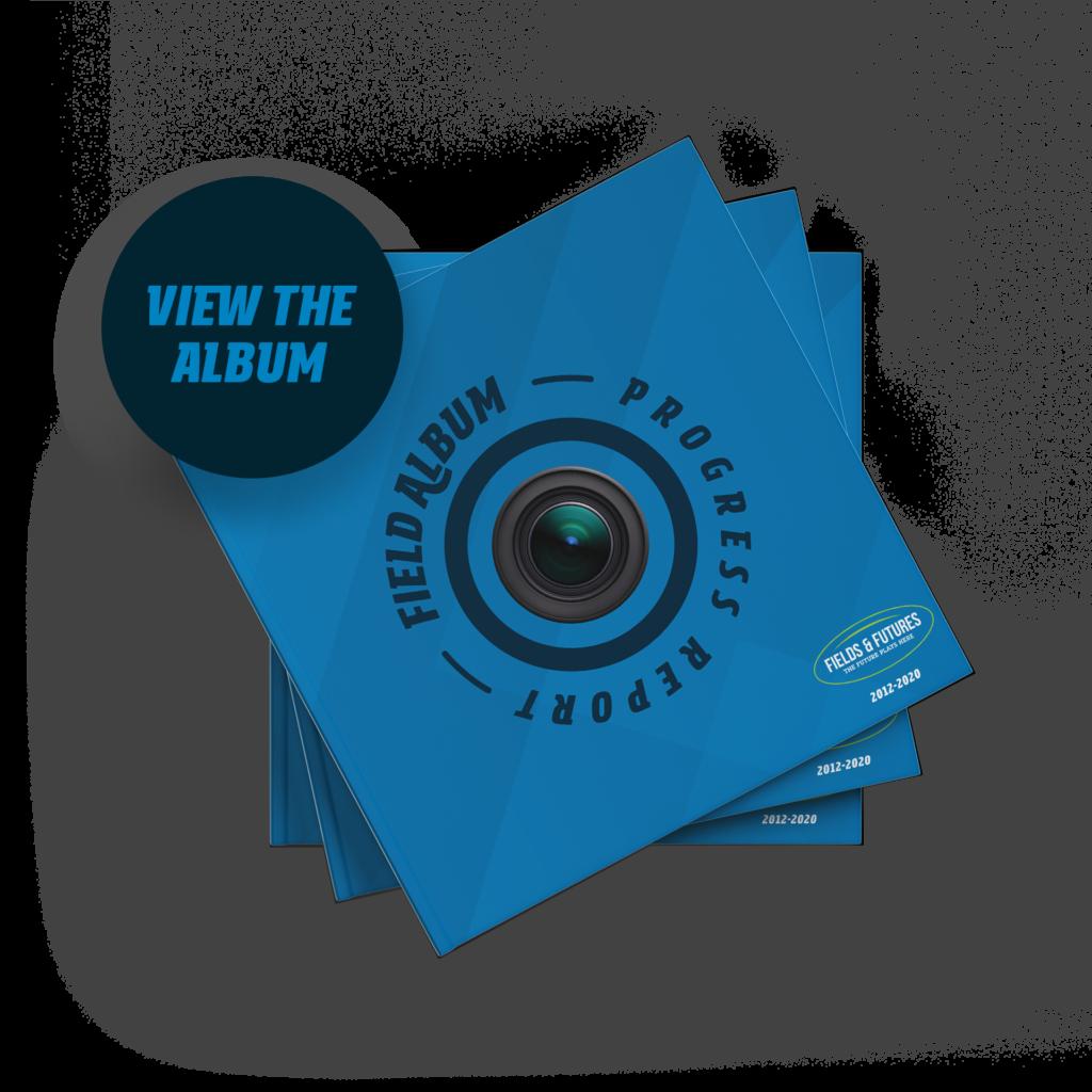 2020 Field Album Progress Report - Fields & Futures