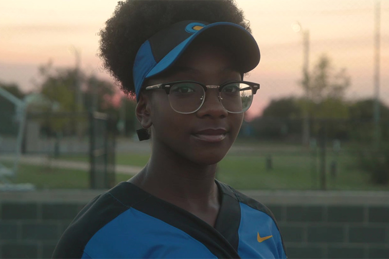OKCPS Student-Athlete Symone Talley in Fields & Futures Why We Care Campaign Video