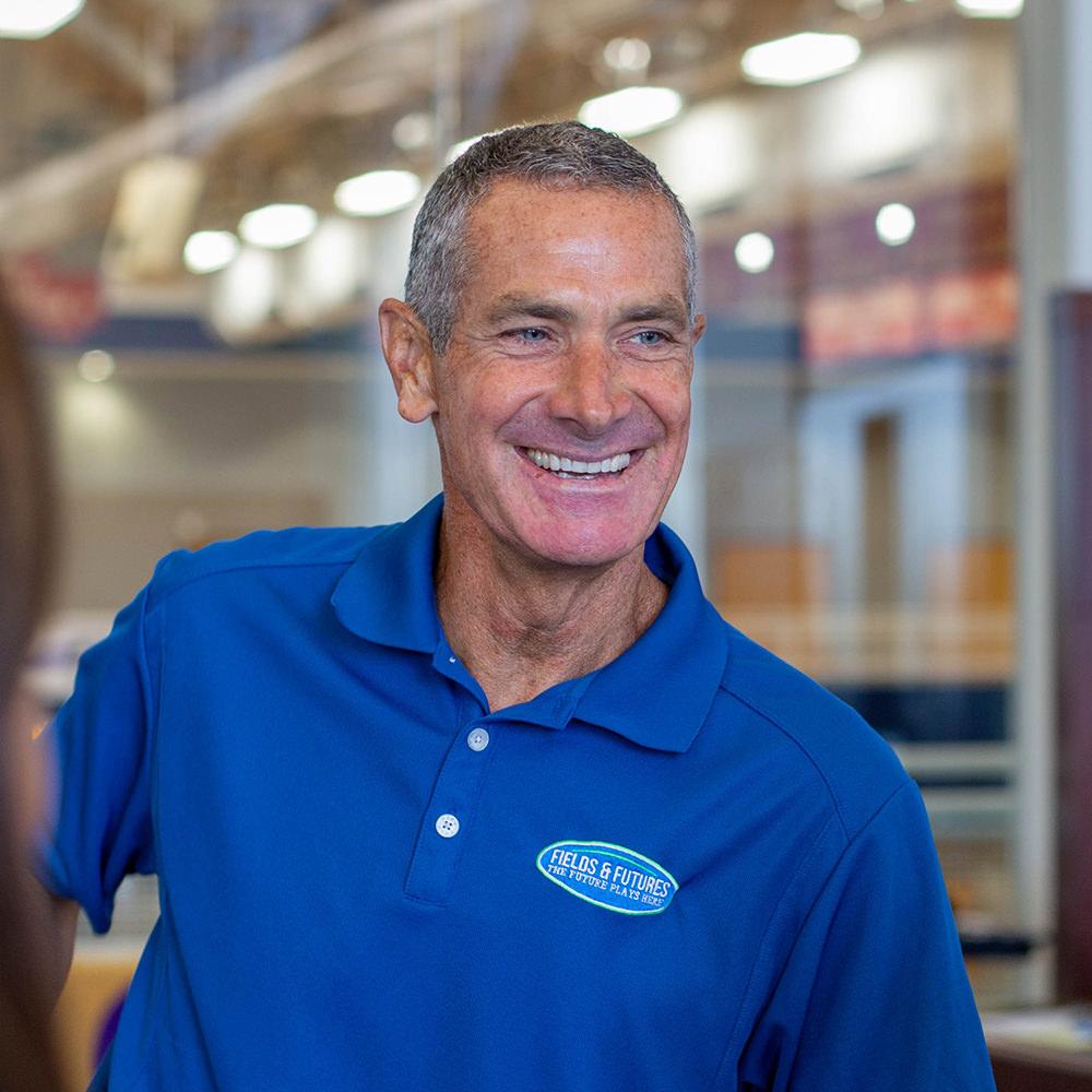 David Crynes, PH.D, Fields and Futures Program Director