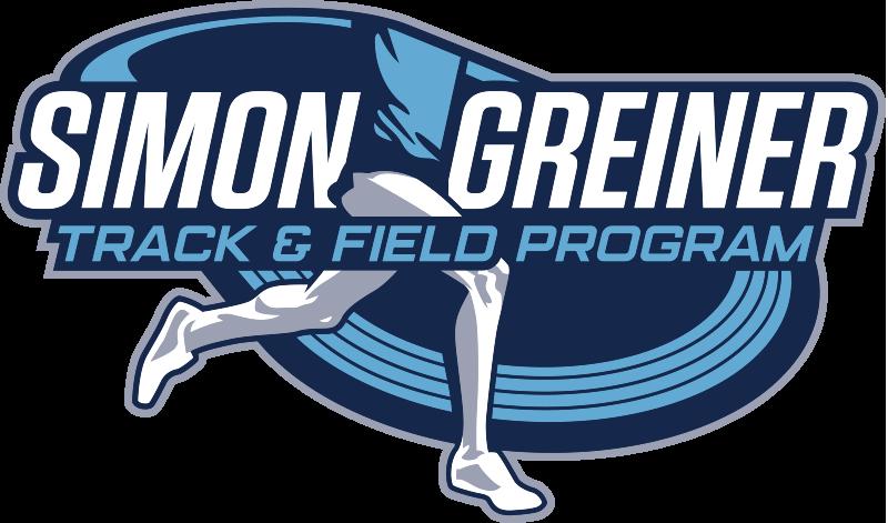 Simon Greiner Track and Field Program Logo